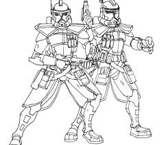 Star Wars Trooper Colouring Pages Clone Coloring Ideas Of Troopers Wars Clone Coloring Pages