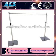 wedding backdrop used acs wedding backdrop stand portable backdrop stands used pipe and