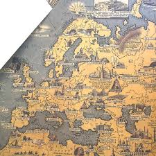 Vintage World Map by Wall Sticker Picture More Detailed Picture About Vintage World