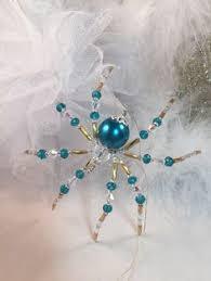 free tutorial diy beaded spiders featured in bead patterns