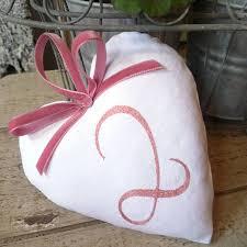 2nd wedding anniversary cotton 2nd wedding anniversary heart by follie by josie rossington