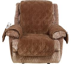 Recliner Sofa Cover by Sure Fit Corduroy Recliner Furniture Cover Page 1 U2014 Qvc Com