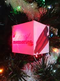 Cube Lights Printable Photo Cube Lights
