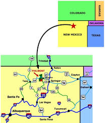 philmont scout ranch map cmg where is philmont