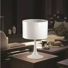 replica eero saarinen spun tulip table lamp u2013 designer seating