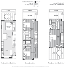 floor plans for my house 3 level vancouver luxury home floor plan town house