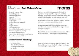 download recipe for red velvet cake food photos