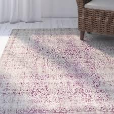 Gray And Purple Area Rug Purple Floor Rugs Instarugs Us