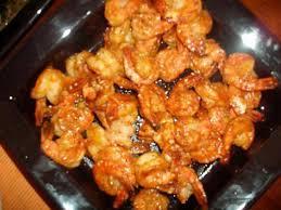 cuisiner crevette recette de crevettes sauce piquante par cissi