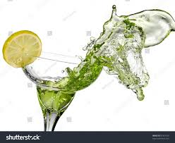cocktail splash png green cocktail lemon splash margarita glass stock photo 91991150