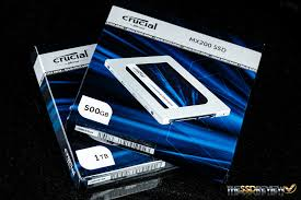 amazon black friday crucial ssd crucial mx200 ssd review 500gb 1tb the ssd review