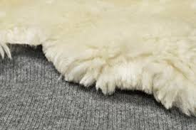 how to clean a white fur rug hunker