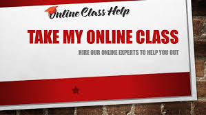 take online class for me take my online class for me