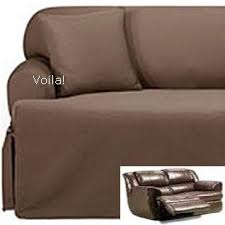 Leather Sofas Covers 106 Best Slipcover 4 Recliner Images On Pinterest