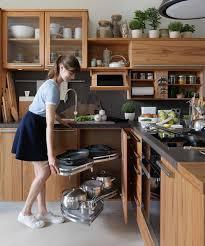 rondo cuisine cuisines de qualité supérieure en bois naturel team 7