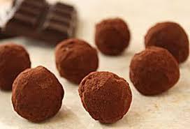 easy white chocolate truffles recipe