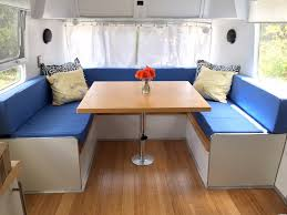 Dining Table Bed Airstream At The Well