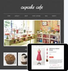shopping cart design templates u2014 free and premium themes