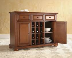 Buffet Storage Ideas by Sideboards And Buffets With Glass Doors Rembun Co