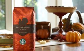 starbucks thanksgiving blend the martian review