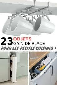 optimiser espace cuisine 23 objets gain de place pour optimiser l espace d une cuisine
