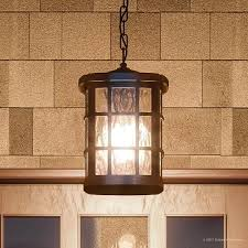 craftsman outdoor pendant light luxury craftsman outdoor pendant light 15 h x 9 5 w with tudor