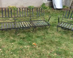 Old Metal Outdoor Furniture by Sears Patio Furniture As Patio Ideas For New Vintage Metal Patio
