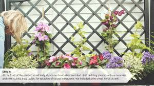 create a living wall using your fencing youtube