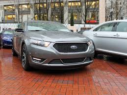 Sho Fast drive ford taurus sho and flex ecoboost business insider