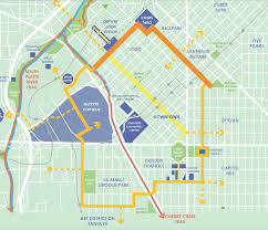 Colorado Convention Center Map by Downtown Bike Ped Loop A Top Priority For Downtown Denver