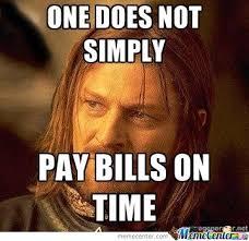 Paying Bills Meme - paying bills by soundofsilenceguy meme center
