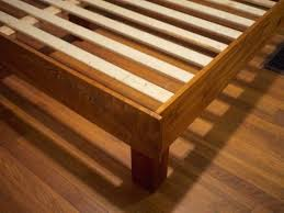 bed frames slatbuild your own king slat bed from kiwi and peach