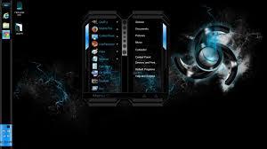 black themes windows 8 windows 8 theme dark orbit tema windows 8 black orbit youtube