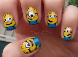 minion nail art nail nailsart
