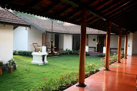 Courtyard Style House Plans by Heritage Homestead U2013 Harivihar Traditional House Kerala And