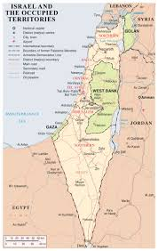 Map Of Al Maps Of Israel Detailed Map Of Israel In English Tourist Map