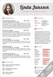 vita resume template 50 best go sumo cv templates resume curriculum vitae design