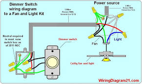 how to wire a ceiling fan with 2 switches fan switch light wiring diagram wiring diagram