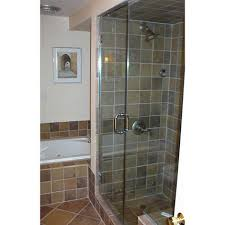 Holcam Shower Door 20 Steam Enclosure With Fixed Panel