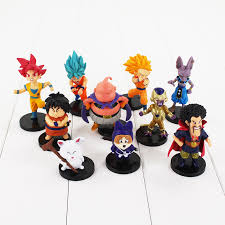 aliexpress buy cool 10pcs lot anime dragon ball super