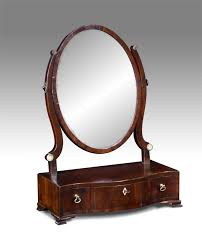antique dressing table with mirror small antique dressing table mirror georgian toilet mirror