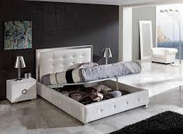 bedroom wooden bedroom furniture elegant modern bed warm ligt