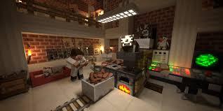 minecraft cuisine beau minecraft cuisine avec minecraft fond dacran inspirations