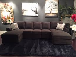 Double Chaise Sectional Berkley Sectional U2013 Double Chaise First Avenue Furnishings