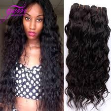 good wet and wavy human hair brazilian water wave brazilian virgin hair ocean wave 4pcs lot ali