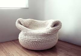 Modern Bean Bag Chair Comfort And Support All About Modern Beanbag Foam Furnishings