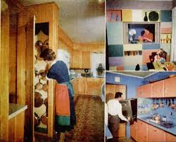 archive gallery kitchens of tomorrow 1950 u0027s edition popular