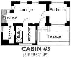 Cabin Floorplan by Bastrop State Park Cabin 5 U2014 Texas Parks U0026 Wildlife Department
