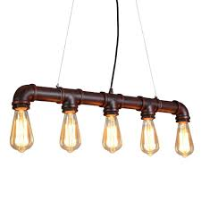 Hanging Industrial Lights by Onepre Industrial Steampunk Ceiling Pendant Light Chandeliers With