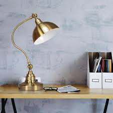 Brass Colored Desk Lamp Compare Prices On Classic Office Table Online Shopping Buy Low